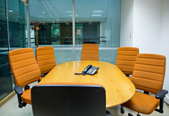 Reforma sala de juntas