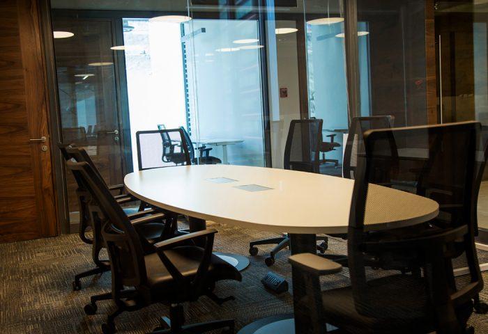 Sala de juntas Reforma